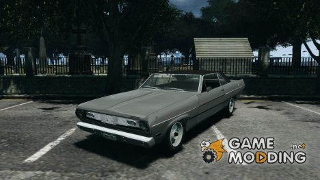 Plymouth Scamp 1971 для GTA 4