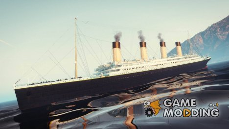 1912 RMS Titanic for GTA 5