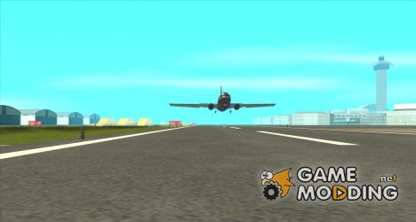 Оживление аэропортов for GTA San Andreas