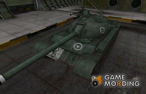 Зоны пробития контурные для 121 для World of Tanks