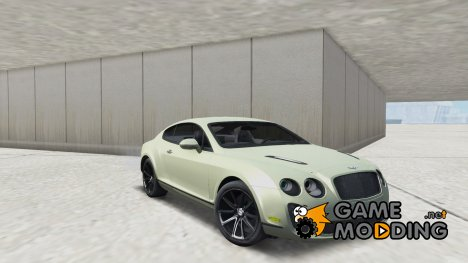 Bentley Continental SS 2010 for GTA San Andreas