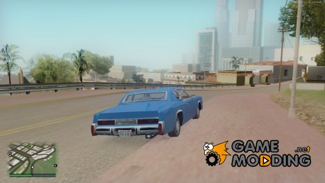 ENB settings by LaiM v1.1 для GTA San Andreas
