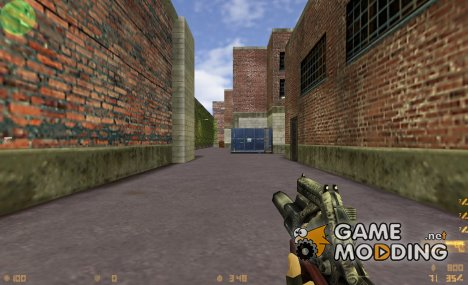 Lawgiver для Counter-Strike 1.6