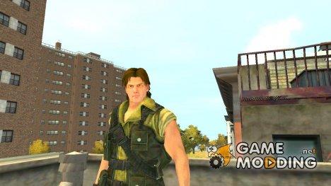 Карлос Оливейра for GTA 4