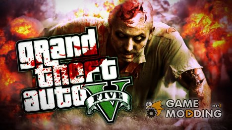 ZombieZ V for GTA 5