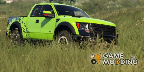 Ford F150 SVT Raptor for GTA 5