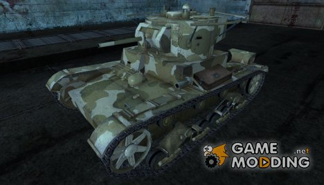 Т-26 для World of Tanks