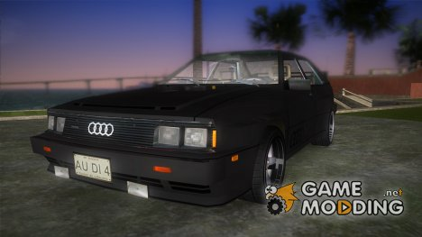 Audi Quattro 1988 для GTA Vice City