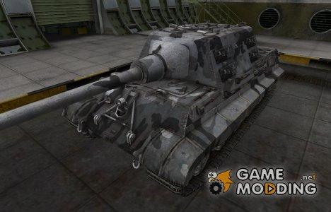 Шкурка для немецкого танка Jagdtiger для World of Tanks