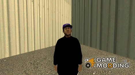 Gangsta Nigga.4 for GTA San Andreas