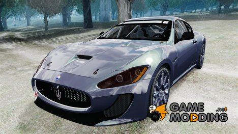 Maserati GranTurismo MC for GTA 4