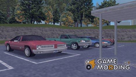 Транспорт HQ для GTA 3