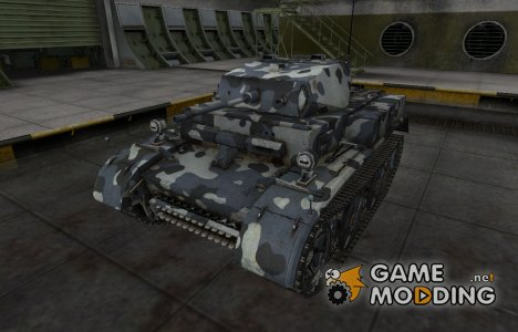 Немецкий танк PzKpfw II Luchs for World of Tanks