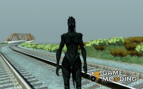 Dark knight for GTA San Andreas