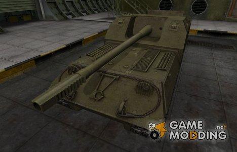 Шкурка для Объект 263 в расскраске 4БО for World of Tanks