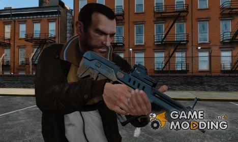 Штурмовая винтовка TAR-21 for GTA 4