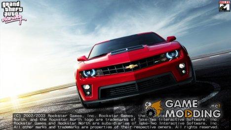 Загрузочная картинка v2 by NIGER для GTA Vice City