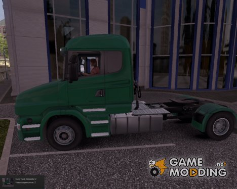 Scania T by Henki v2.4 for Euro Truck Simulator 2