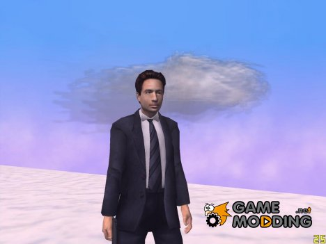 Малдер (X-files) for GTA San Andreas