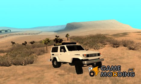 Toyota Machito для GTA San Andreas