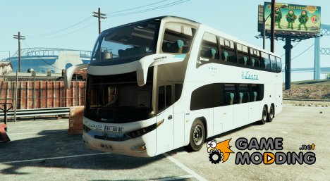 Lasta Autobus Srbija - Travel Bus Serbia for GTA 5