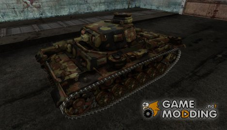 PzKpfw III 13 for World of Tanks