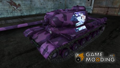 Шкурка для ИС для World of Tanks