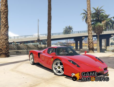 Ferrari Enzo 5.0 for GTA 5