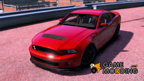 2013 Ford Mustang Shelby GT500 for GTA 5