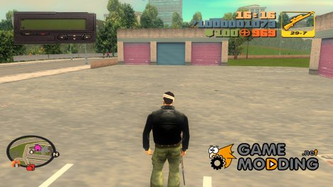 Apokalypse HD Hud for GTA 3