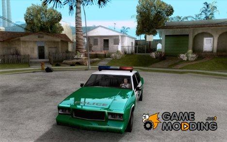 Tahoma Police для GTA San Andreas