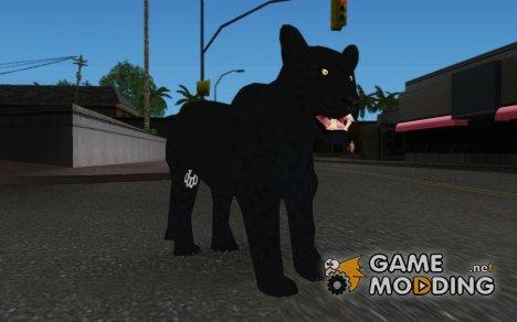 Чёрная Пантера for GTA San Andreas