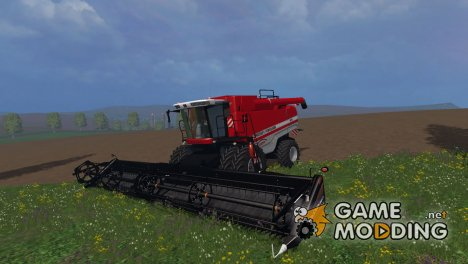 Massey Ferguson Fortia 9895 для Farming Simulator 2015
