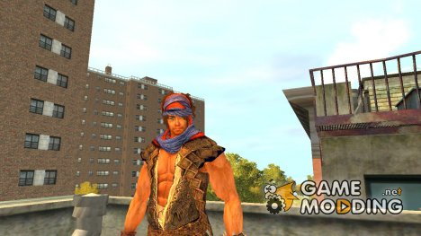 Принц Персии v.1 для GTA 4