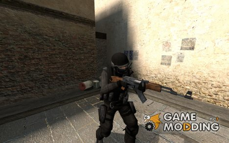 Night Stalker Urban - Master Sergeant Badge for Counter-Strike Source