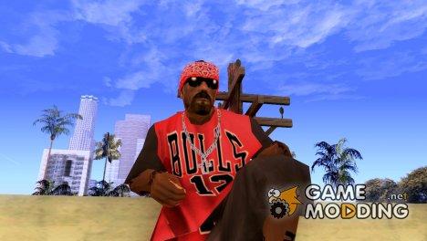 Бандит из Bloods 1 for GTA San Andreas