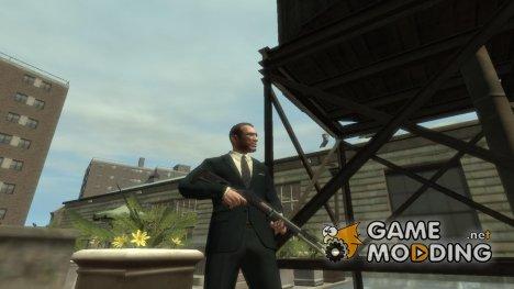 """Дробовик """"M1014"""" для GTA 4"""