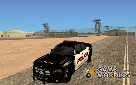 Dodge Charger RT Police Speed Enforcement для GTA San Andreas