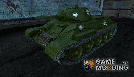 T-34 7 for World of Tanks