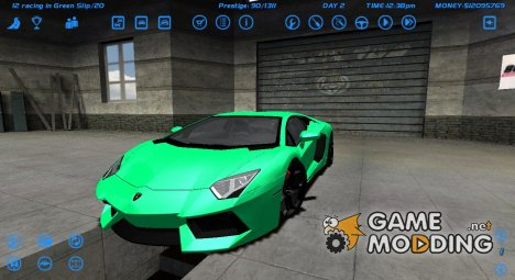 Lamborghini Aventador LP 700-4 for Street Legal Racing Redline
