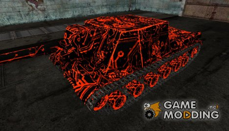 ИСУ-152 genevie 2 для World of Tanks