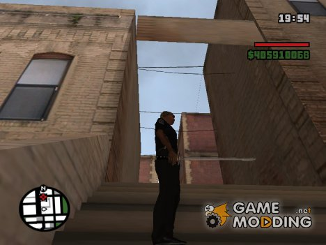 Katana OOTS for GTA San Andreas
