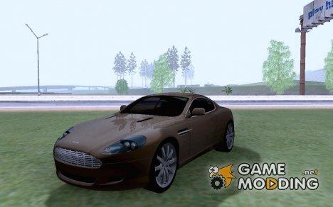 Aston Martin DB9 v2.0 for GTA San Andreas
