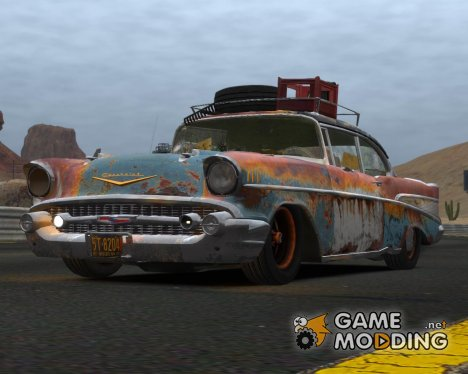 Chevrolet Bel Air 1957 ржавый для GTA 4