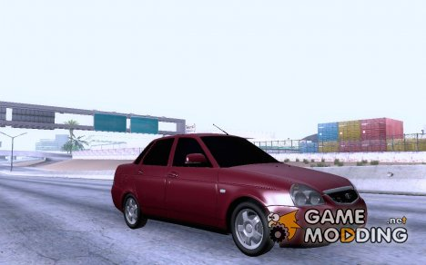 ВАЗ 2170 for GTA San Andreas