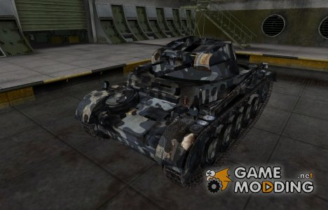 Немецкий танк PzKpfw II для World of Tanks