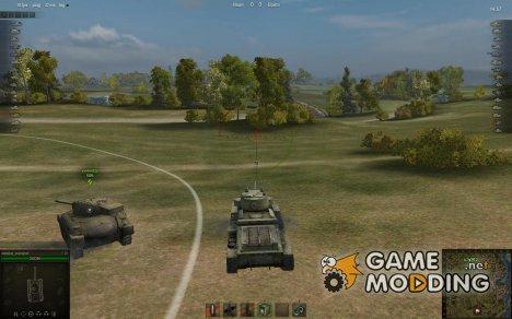Оригинальные файлы всех прицелов. for World of Tanks