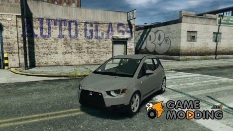 Mitsubishi Colt Ralliart для GTA 4