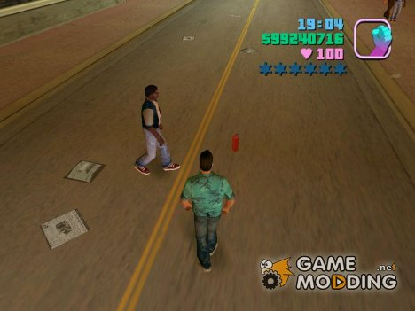 Dynamite for GTA Vice City