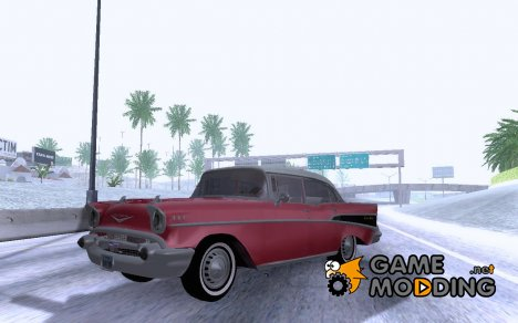 Chevrolet Bel Air 4-Door Sedan 1957 для GTA San Andreas